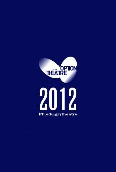 Option Théâtre - Affiche Saison 2012