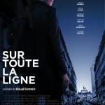 Sur Toute La Ligne (greek poster)